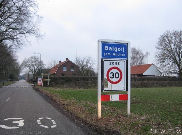 Afbeeldingsresultaat voor Balgoij plaatsnaambord