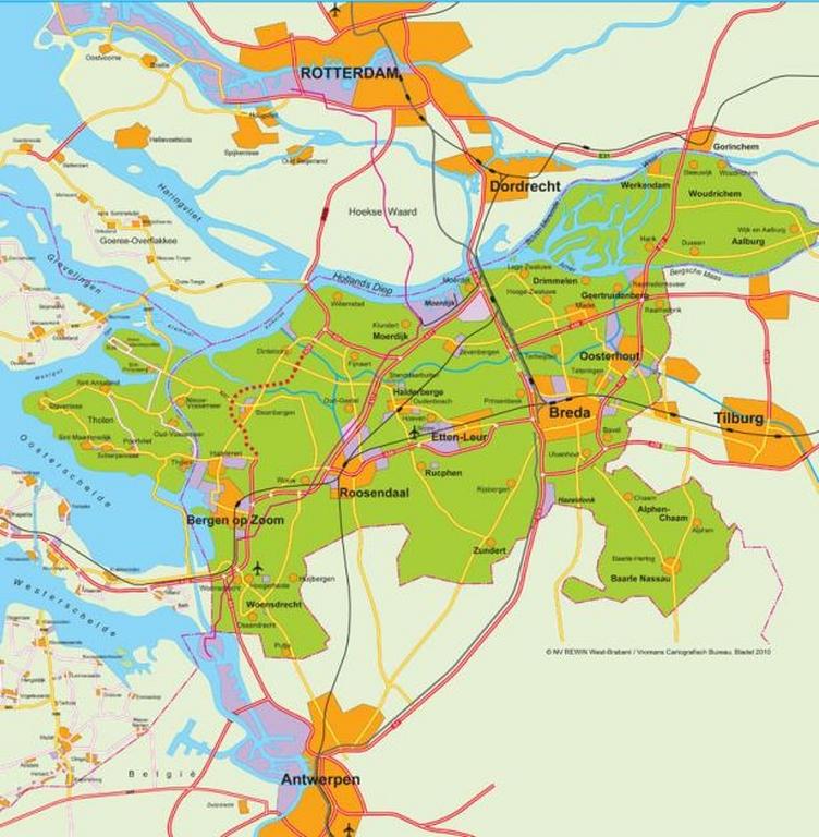 West Brabant Plaatsengids Nl