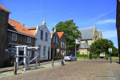 Zeeuws-Vlaanderen, op een zonnige dag in Cadzand