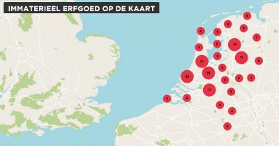 Sinds 2012 erkent Nederland het Unesco Verdrag ter Bescherming van Immaterieel Cultureel Erfgoed (= tradities en rituelen), wat heeft geleid tot een Nationale Inventaris Immaterieel Cultureel Erfgoed. Inmiddels staan daar al meer dan 200 tradities op.