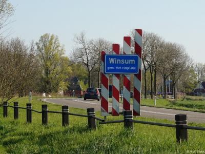 In 2020 is het Groningse dorp Winsum verkozen tot 'Mooiste dorp van Nederland'.