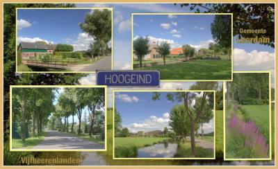 Hoogeind, buurtschap in de gemeente Vijfheerenlanden (© Jan Dijkstra, Houten)