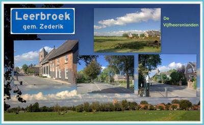 Leerbroek, dorp in de gemeente Vijfheerenlanden (© Jan Dijkstra, Houten)