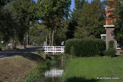 Ook buurtschap Recht van ter Leede ligt erg landelijk in het groen