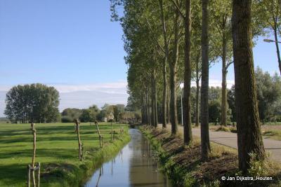 Recht van ter Leede, tussen Leerdam en Leerbroek, in de streek de Vijfheerenlanden