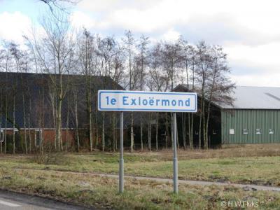 De spelling 1e Exloërmond is al in 2009 formeel door de gemeente zo vastgesteld, bijvoorbeeld voor de postadressen en de plaatsnaamborden. Toch zijn er nog altijd inwoners en instanties die nog de verouderde spelling Eerste Exloërmond gebruiken.