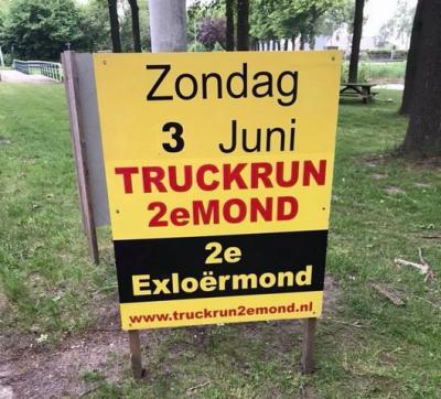 De Truckrun 2e Mond (op een zaterdag in juni) in 2e Exloërmond is uitgegroeid tot, naar men zegt, de grootste truckrun van het noorden. met tevens een gezellige jaarmarkt en vlooienmarkt, waar ook liveartiesten optreden.