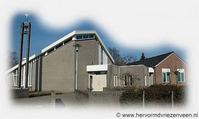 Aadorp, de huidige Aakerk dateert uit 1992
