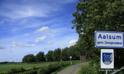 Aalsum, even N van Dokkum