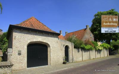 In Aardenburg aangekomen, de oudste stad van de provincie Zeeland