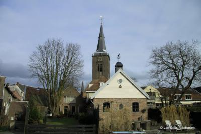 Acoude, dorpsgezicht Abcoude.