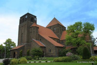 Achterveld RK kerk St Joseph 2011.