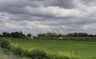 Achthoven-West, mooi gelegen aan de Hollandse IJssel