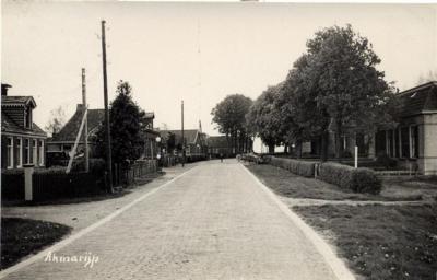 Akmarijp, dorpsgezicht, 1939