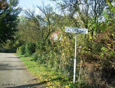 Allersma (buurtschap van Ezinge)