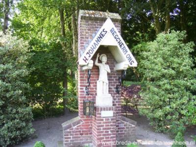 Alphen NB, Sint Janskapel aan de Sint Janstraat