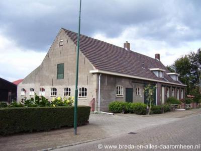 't Zand (buurtschap van Alphen NB), Zandstraat 13.