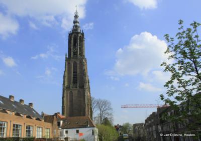 De Lieve Vrouwe Toren in Amersfoort