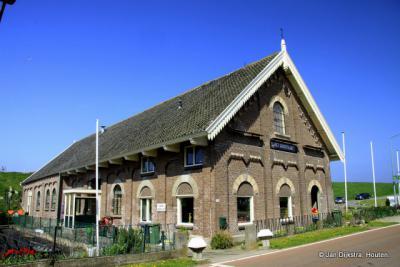 Voormalig poldergemaal Het Grootslag, nu Poldermuseum Het Grootslag