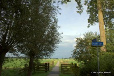De Lijkweg in Augsbuurt