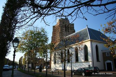 De Hervormde kerk van Beesd.