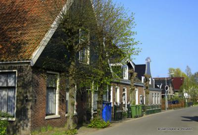 Het mooie, waterrijke dorp Beets
