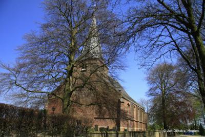 De Hervormde kerk in Bergharen
