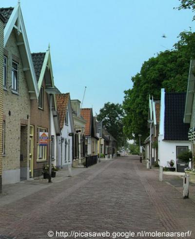 Berkenwoude, Kerkweg