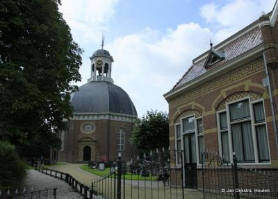 De huidige Hervormde (PKN) Koepelkerk in Berltsum is in 1779 gebouwd omdat de vorige kerk te bouwvallig was geworden om hem nog te kunnen restaureren. De kerk is in 2015 van buiten en van binnen opnieuw geschilderd. De luidklok is in 2017 gerestaureerd.