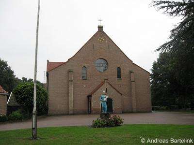 Beuningen, RK kerk Onze Lieve Vrouwe van Altijddurende Bijstand