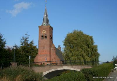 Kerk van de Hervormde Gemeente in Bleskensgraaf
