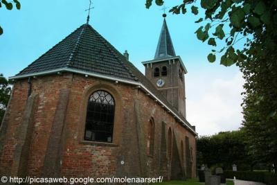 Blessum, Hervormde (PKN) kerk