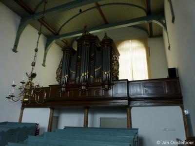 Blokzijl, Grote Kerk, orgel