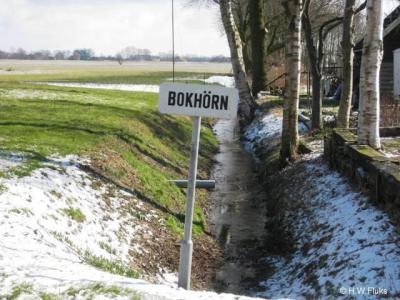 Bokhörn
