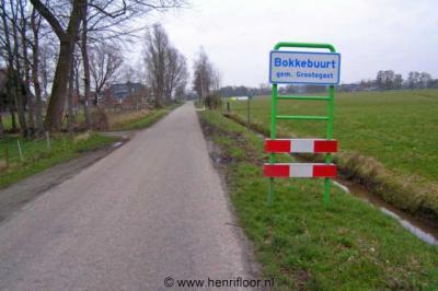Bokkebuurt is een buurtschap in de provincie Groningen, in de streek en gemeente Westerkwartier. T/m 2018 gemeente Grootegast. De buurtschap Bokkebuurt valt onder het dorp Doezum.