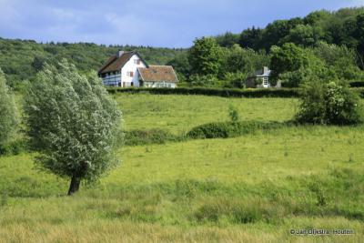 Buurtschap Bommerich, mooi gelegen in het Limburgse Heuvelland