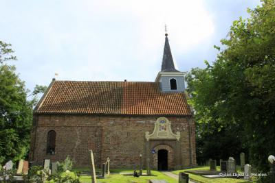 De 13e-eeuwse Mariakerk van Bornwird.