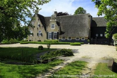 Bovenberg, deze  boerderij was de locatie voor de film Het Wassende Water