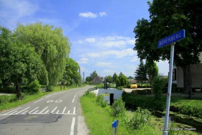 Buurtschap Bovenberg in de Krimpenerwaard