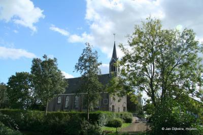 Het kerkje van Brandwijk