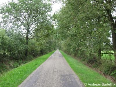 In Breklenkamp vind je nog volop rust en ruimte, o.a. op de Brekkelerveldweg