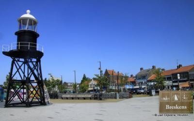 De vissershaven van Breskens
