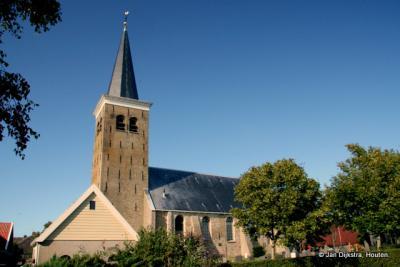 Nog een keer het kerkje van Burgwerd