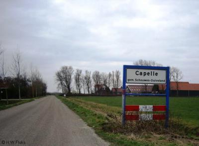 Capelle (buurtschap van Nieuwerkerk), buurtschapsgezicht.