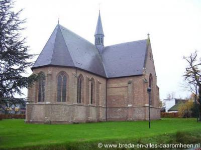 Chaam, Ledevaertkerk
