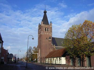 Chaam RK kerk Antonius Abt.