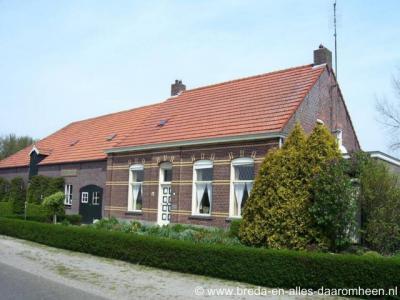 Chaamdijk, Oude Bredasebaan 7 (© Kees Wittenbols/www.breda-en-alles-daaromheen.nl)