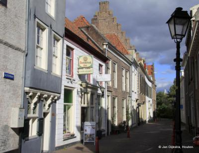 De Slotstraat in Culemborg