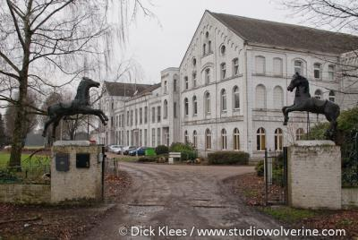 Arensgenhout, voormalig klooster en seminarie Ravensbos