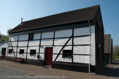 Sint Geertruid, vakwerkboerderij